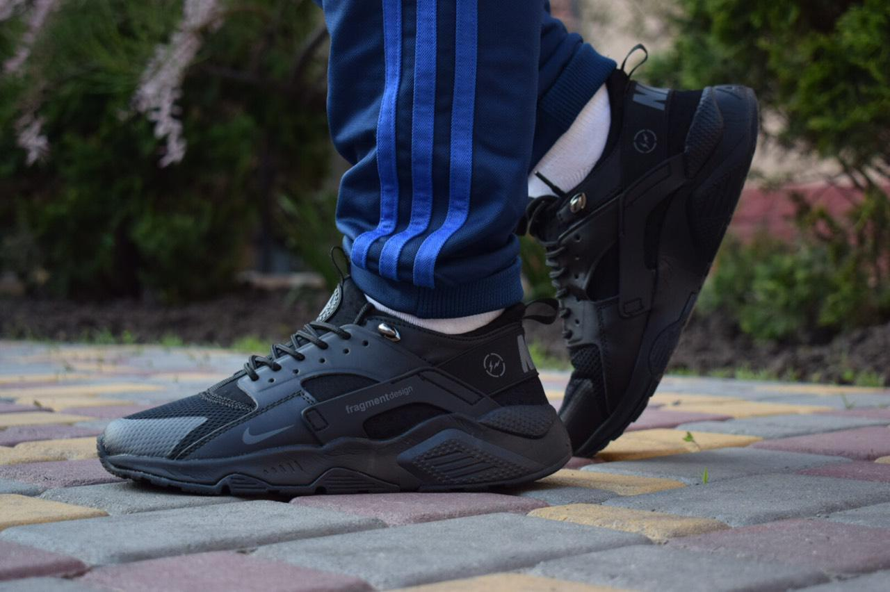 Кроссовки мужские Nike Huarache. ТОП КАЧЕСТВО!!! Реплика класса люкс (ААА+)