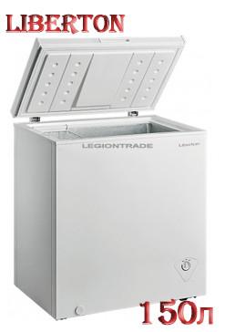 Морозильний лар LIBERTON LCF-151MD (Компресор: GMCC-TOSHIBA, завод Midea)