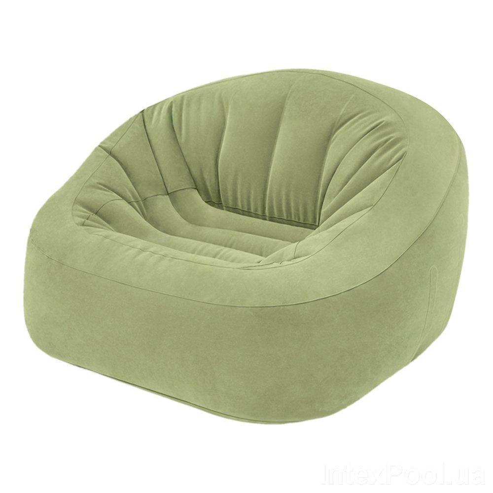 Надувное кресло Intex 68576, 124*119*76 см