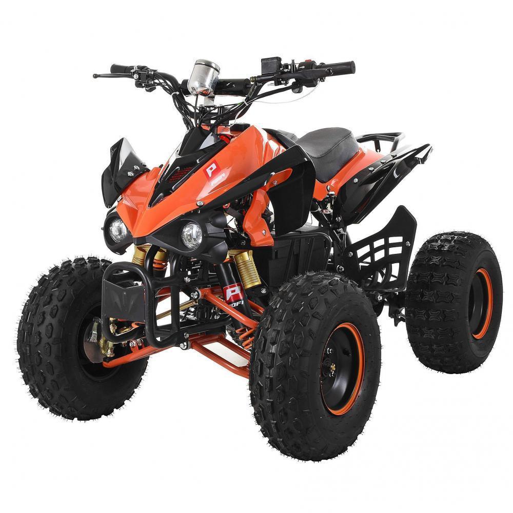 Квадроцикл HB-EATV1000Q2-7(MP3) Оранжевый PROFI