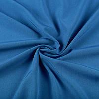 Бистрейч плательный синий светлый, ш.150 (10306.015)