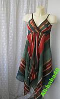 Платье женское сарафан легкий лето бренд Zoi р.44-48