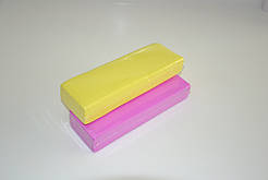 Полоски для депиляции - 100 шт/уп желтые.Итальянская линия.