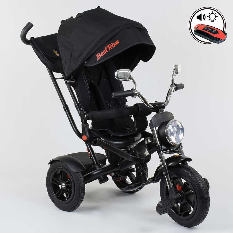 Велосипед 3-х колёсный 4490 - 7009 Best Trike (1) ПОВОРОТНОЕ СИДЕНЬЕ,