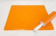 Кондитерский коврик Tiross TS 396-2 силиконовый 50 х 40 см