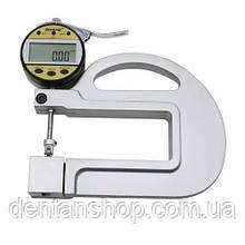 Толщиномер электронный Shahe 0-10 мм/0,01 (5334-10) с роликом для непрерывного измерения