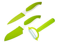 Набор ножей 3 предмета Granchio Coltello 88683