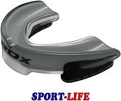 Капа боксерская RDX GEL 3D Elite Grey
