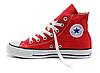 Кеды Конверсы ALL STAR красные высокие 40, 43 размеры Вьетнам