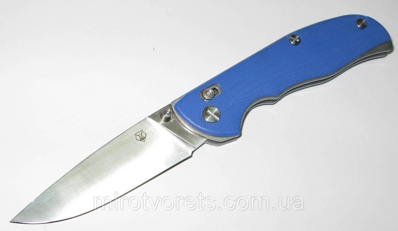 Нож Широгоров Табарган 100NS (Реплика) синий