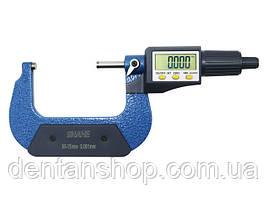 """Микрометр цифровой Shahe 50-75 мм / 0-1""""0.001 (5205-75)"""
