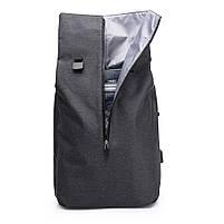 Деловой бизнес-рюкзак для ноутбука и планшета  Kaka 802 ЧЕРНЫЙ, фото 4