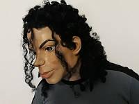Маска Майкла Джексона с волосами, фото 1