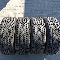 Б/у Шини зимові 215/60/16 Dunlop WinterSport5 4х8-7.5мм зимові