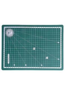 Коврик поверхность для резки прочный  3мм,22х30 см, А4 (пр-ль Тайвань)
