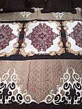 Стеганное покрывало на кровать  220 х 240 + 2 наволочки 50 х 70, фото 2