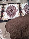 Стеганное покрывало на кровать  220 х 240 + 2 наволочки 50 х 70, фото 5