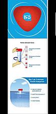 Ультра. Чудо-средство для обработки воды в бассейне(1,6 кг,обеззараживание 4в1)Полная очистка воды., фото 3