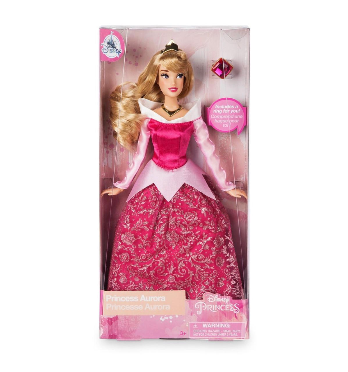 Кукла Аврора Disney Princess Aurora c кольцом