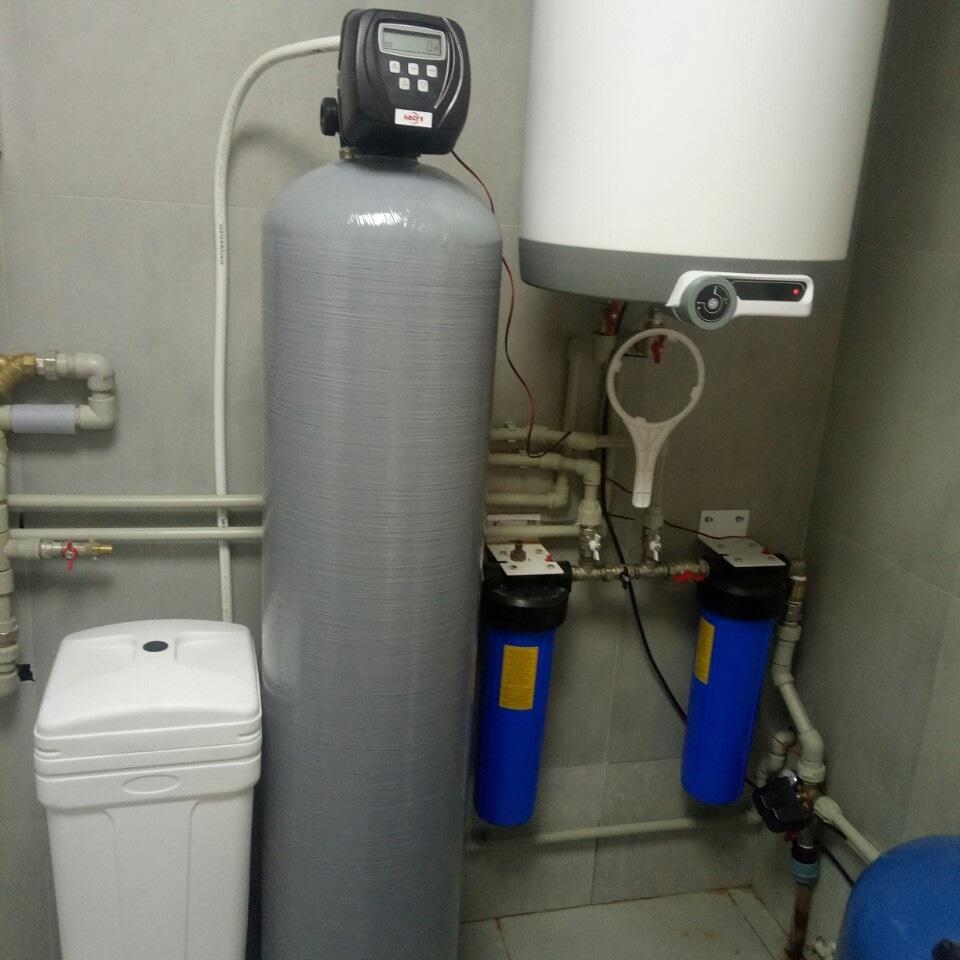 Очистка, фильтрация  воды. Монтаж, продажа оборудования.