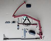 Привод сцепления механический с напольной педалью. , фото 1
