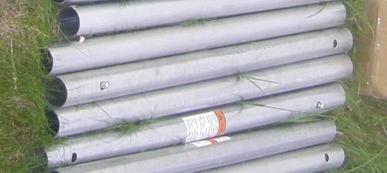 Соединительная труба для батута 426 Kidigo