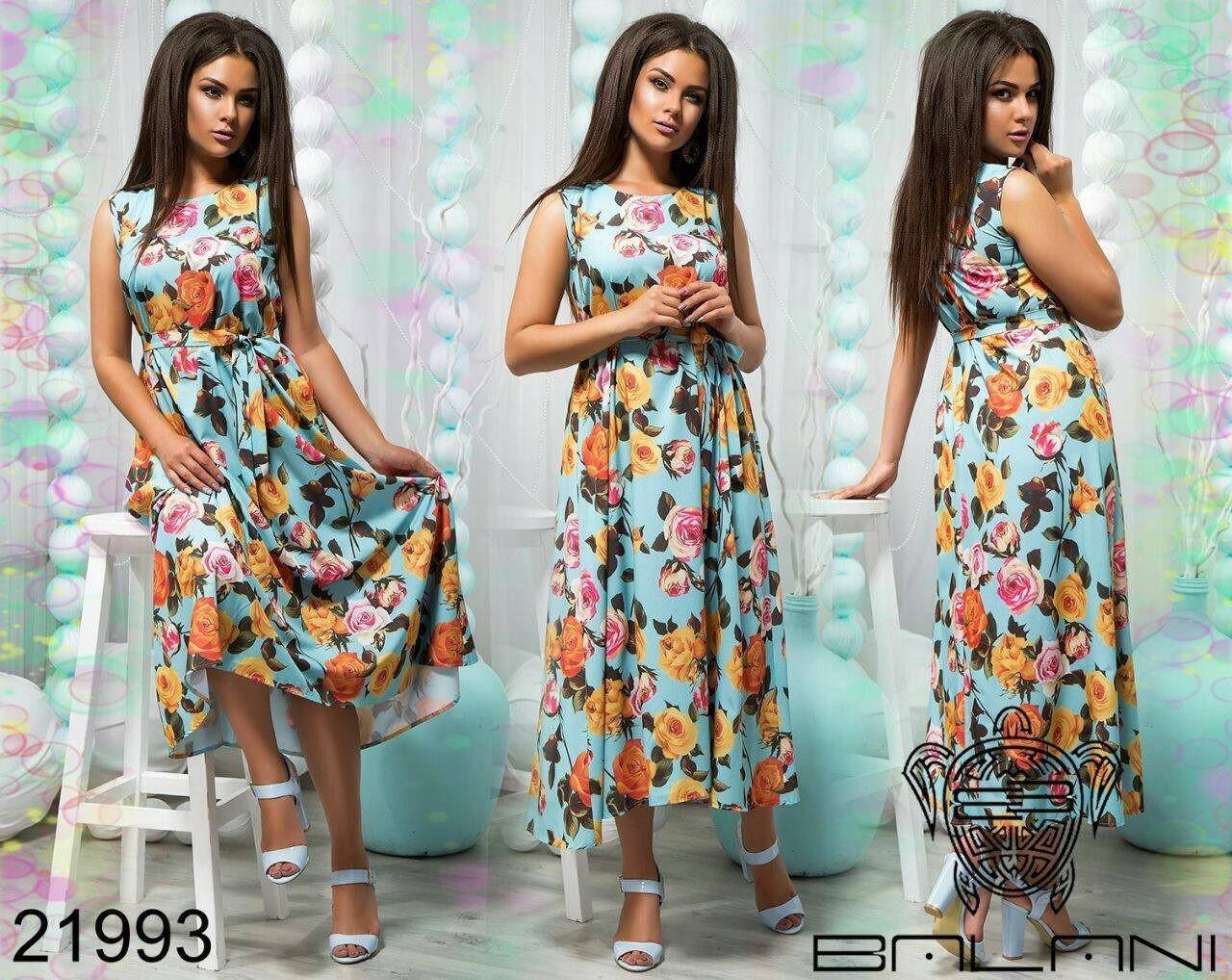 """Красивое женское платье с кружевными вставками ткань """"софт"""" 52 размеры батал"""