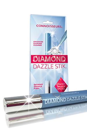 Средство для чистки алмазов Diamond Dazzle Stik, CONNOISSEURS