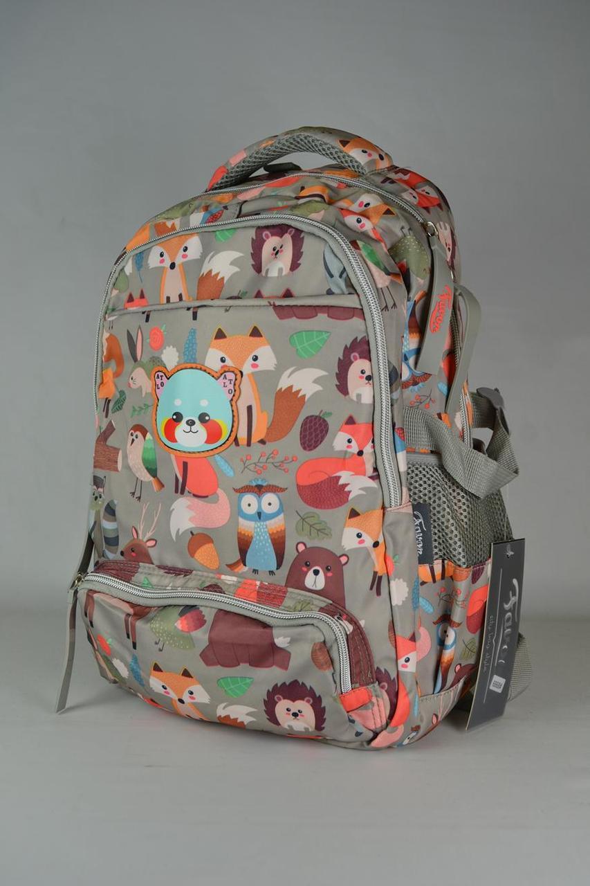 Рюкзак для девочки школьный