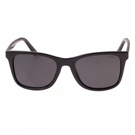 Солнцезащитные очки форма-Квадратная Мужские цвет Черный Enrique Cavaldi поляризационная линза ( P18004-01), фото 2