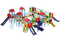 Детский комплекс Крепость