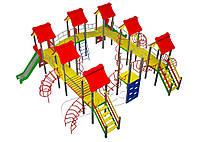Детский комплекс Мой город