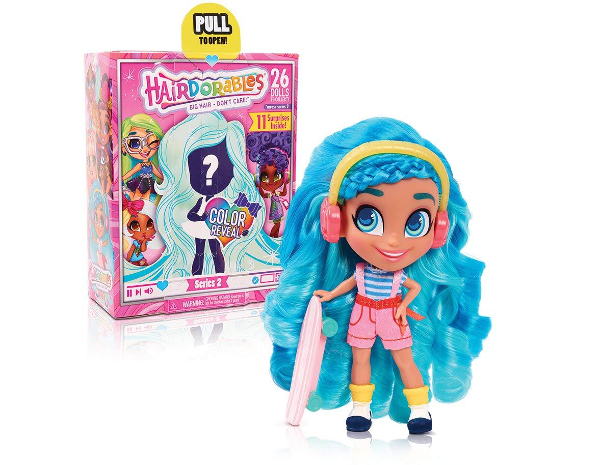 Кукла Hairdorables Collectible Surprise Dolls and Accessories Серия 2