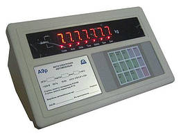 Ваговий індикатор Zemic A9 (МВ9)