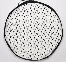 Коврик-мешок детский игровой Play Mat Мистер панда (арт.kovrik-mr-panda)