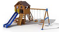 Детский комплекс Дача
