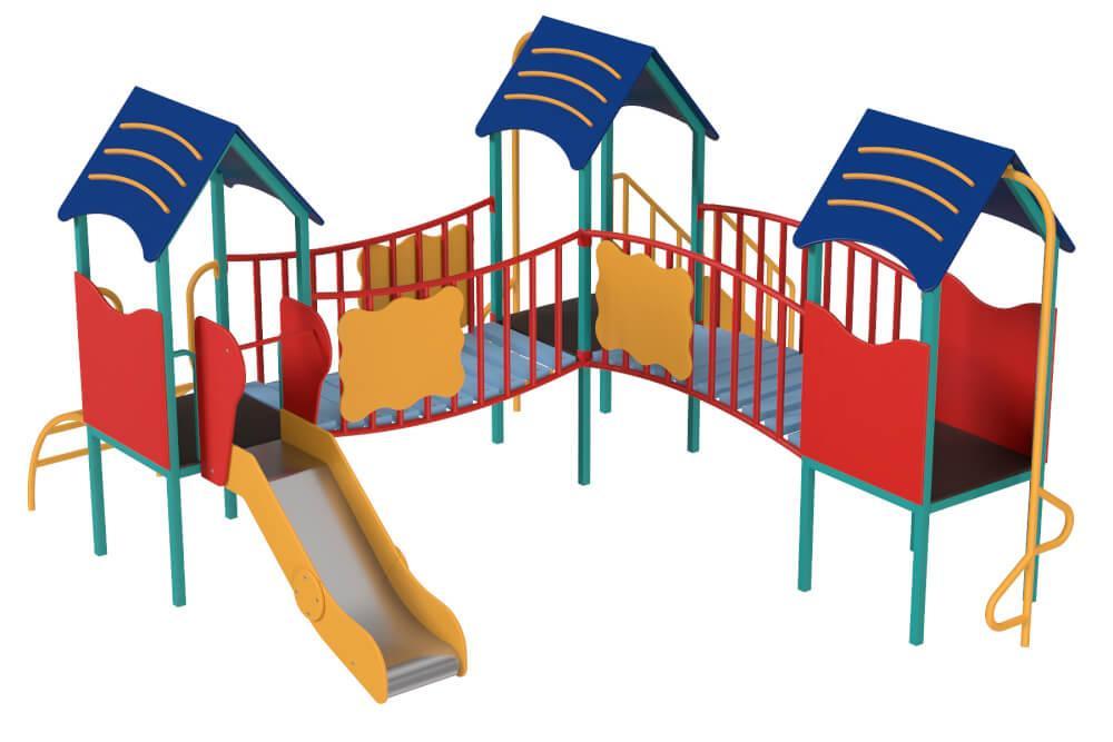 Детский комплекс Радость