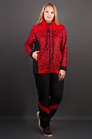 Спортивный костюм Айден (красный)(60-64)