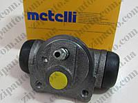 Рабочий колесный тормозной цилиндр Fiat Doblo 01-05 METELLI