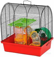 "Клетка для грызунов ""Бунгало 2 люкс "" 330х230х320"