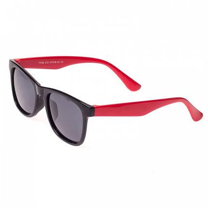 Солнцезащитные очки  Детские цвет Разноцветный   поляризационная линза ( Т1762-12 ), фото 2