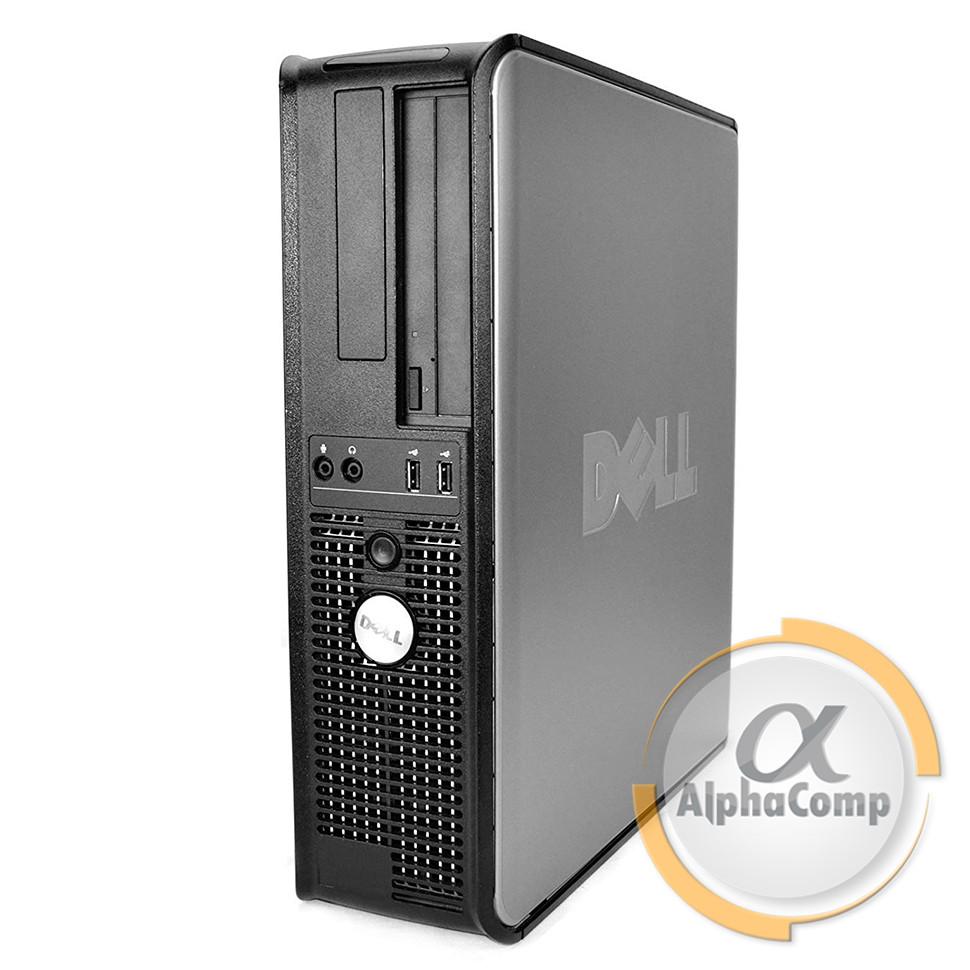 Компьютер Dell 760 (Core2Duo E7400/4Gb/160Gb) desktop БУ