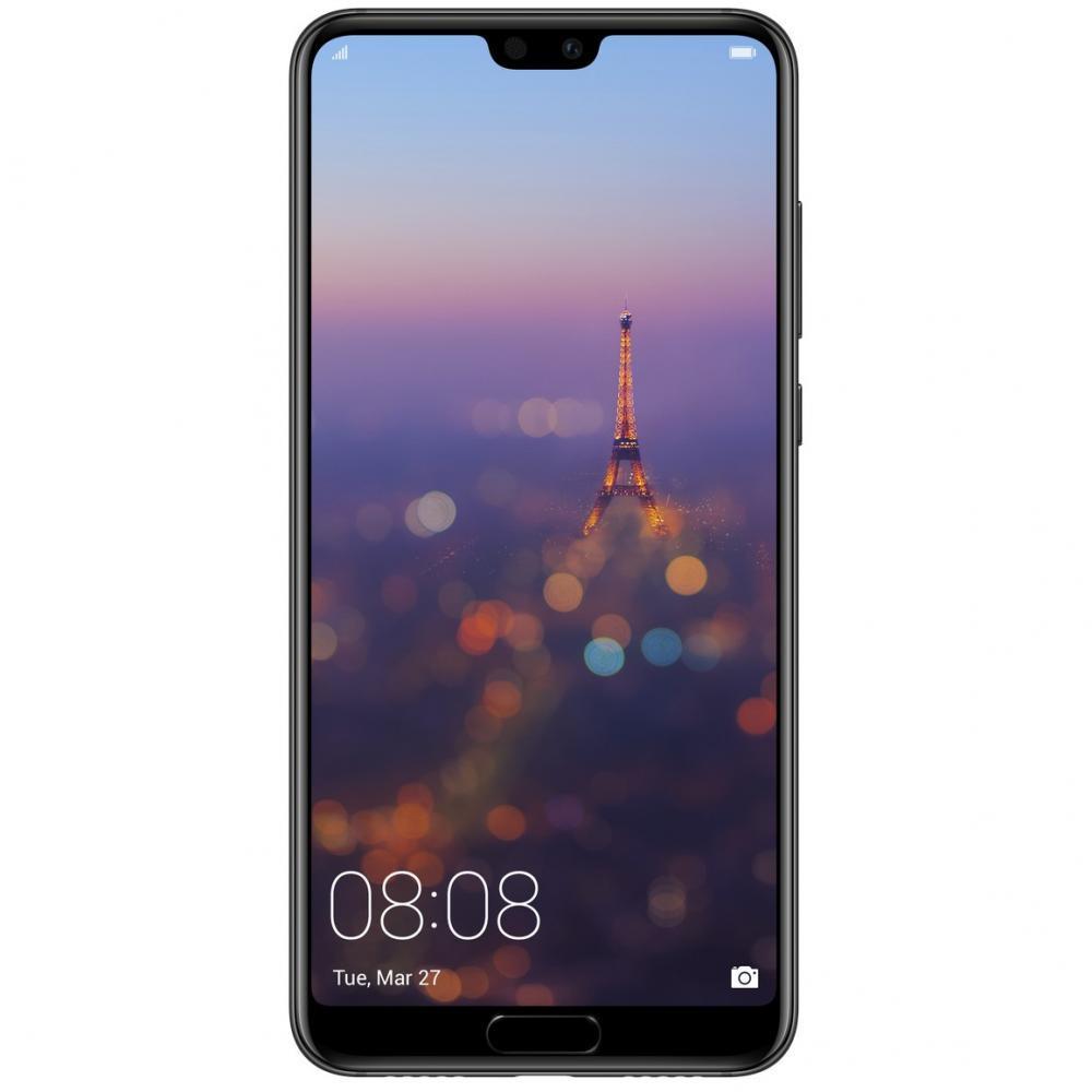 Смартфон HUAWEI P20 Pro 6/128GB DS Black (51092EPD)