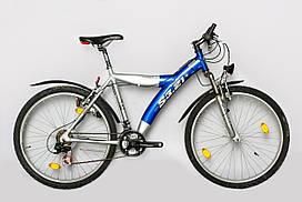 Велосипед Arcadia S3,21 26 Silver-Blue Б/У