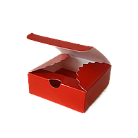 Коробочка 83*83*30 для 4 цукерок