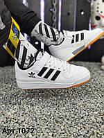 Кроссовки мужские Adidas Forum Mid. ТОП качество!!! Реплика, фото 1