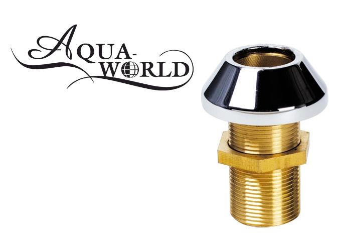 Держатель для парикмахерской лейки латунь Aqua-World КСК201