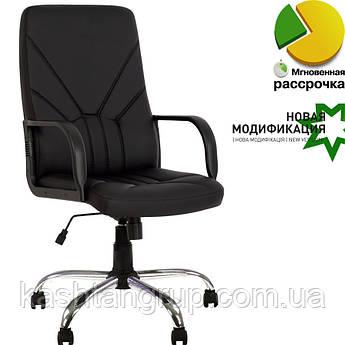 Кресло MANAGER KD Tilt CHR68 Экокожа Эко