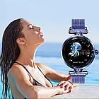 Фитнес браслет Magneto H1 Smart&Sport Blue Metallic (синий), фото 4