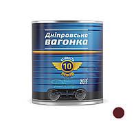 Краска Вагонка ПФ-133 вишневый (0,9л.)